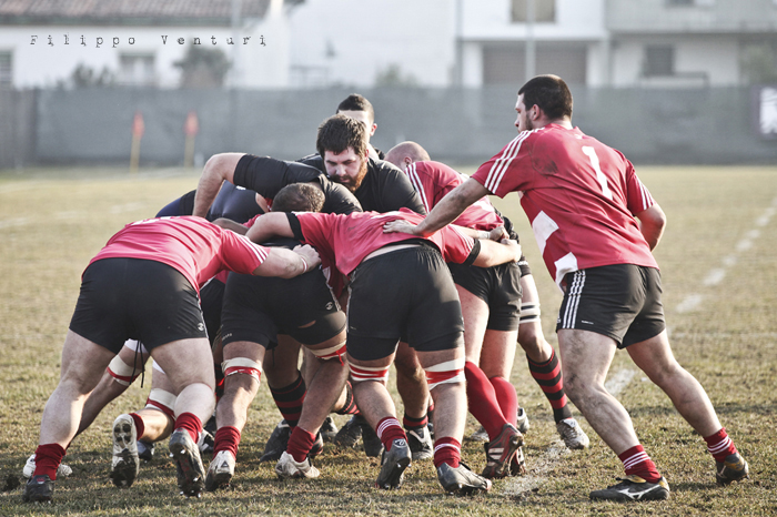 Romagna Rugby VS Rugby Milano - foto 29