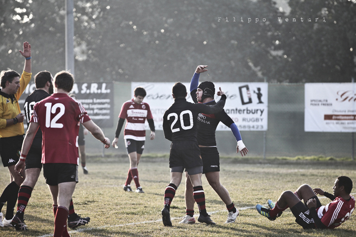 Romagna Rugby VS Rugby Milano - foto 30