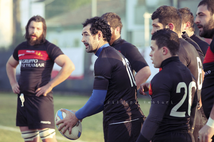Romagna Rugby VS Rugby Milano - foto 31