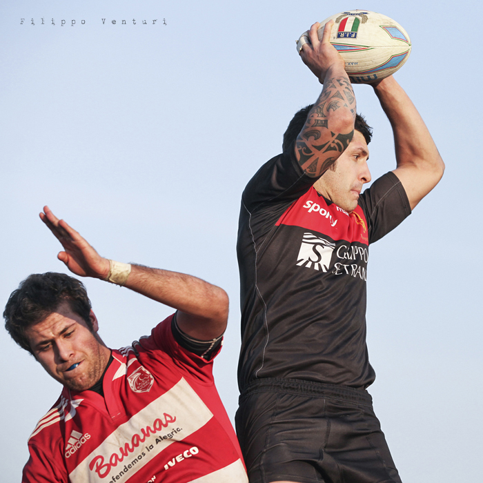 Romagna Rugby VS Rugby Milano - foto 32