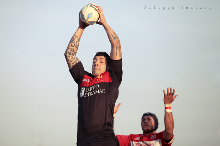 Romagna Rugby VS Rugby Milano - foto 33