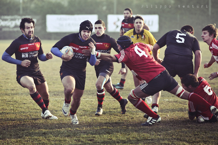 Romagna Rugby VS Rugby Milano - foto 34