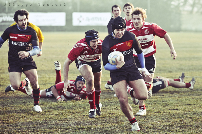 Romagna Rugby VS Rugby Milano - foto 35