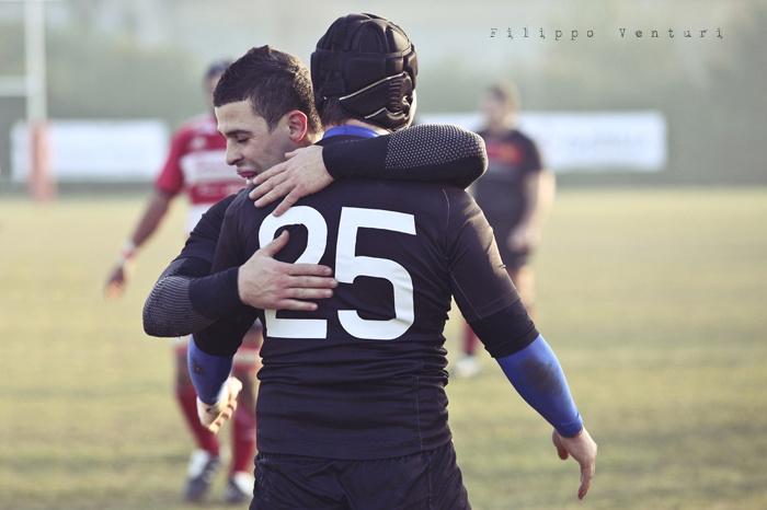 Romagna Rugby VS Rugby Milano - foto 36