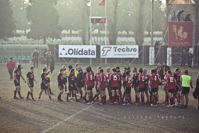 Romagna Rugby VS Rugby Milano - foto 37