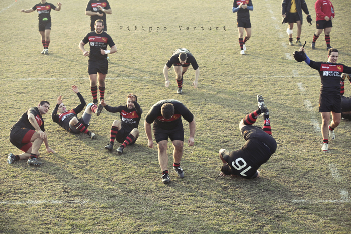 Romagna Rugby VS Rugby Milano - foto 38