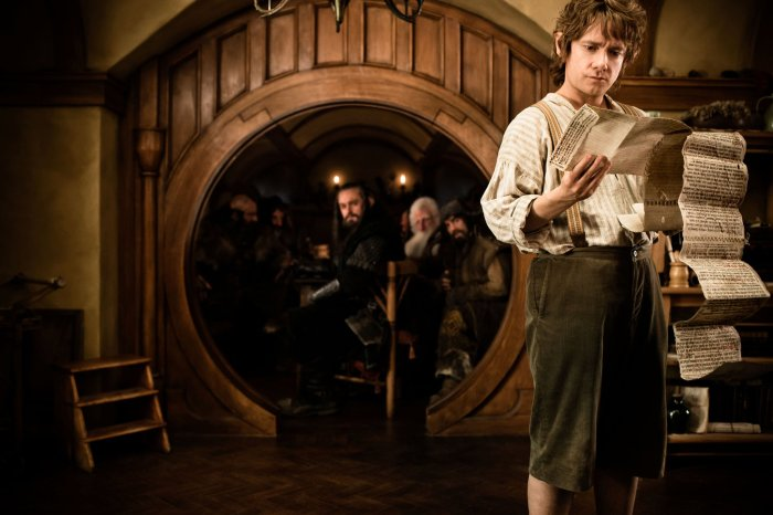 Lo Hobbit - Un viaggio inaspettato (foto 1)