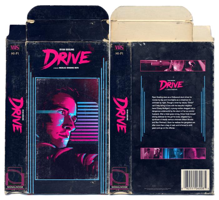 Drive VHS Version