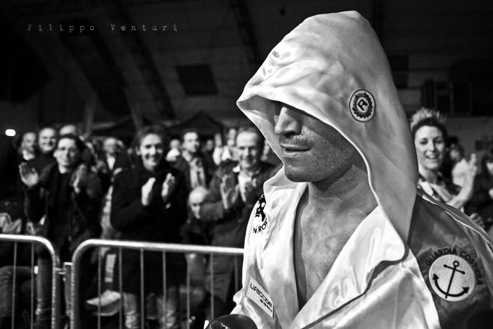 Boxe: Matteo Signani vs Simone Rotolo (foto 2)