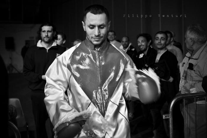 Boxe: Matteo Signani vs Simone Rotolo (foto 3)