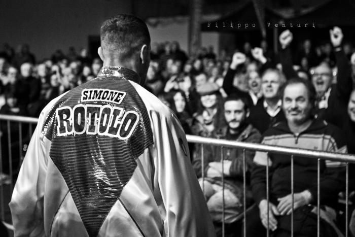 Boxe: Matteo Signani vs Simone Rotolo (foto 4)