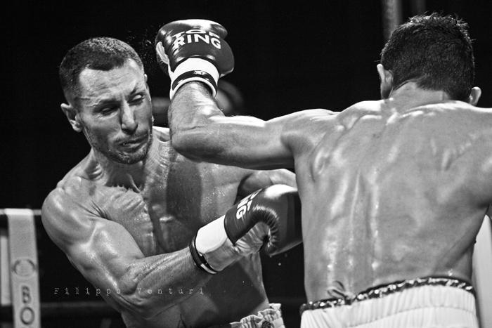 Boxe: Matteo Signani vs Simone Rotolo (foto 8)