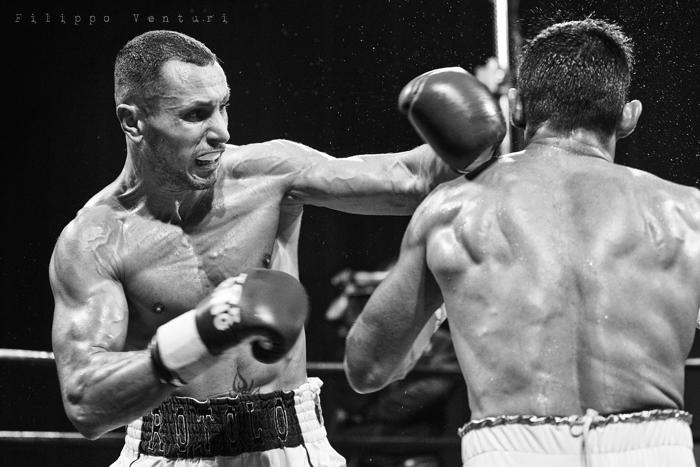 Boxe: Matteo Signani vs Simone Rotolo (foto 11)