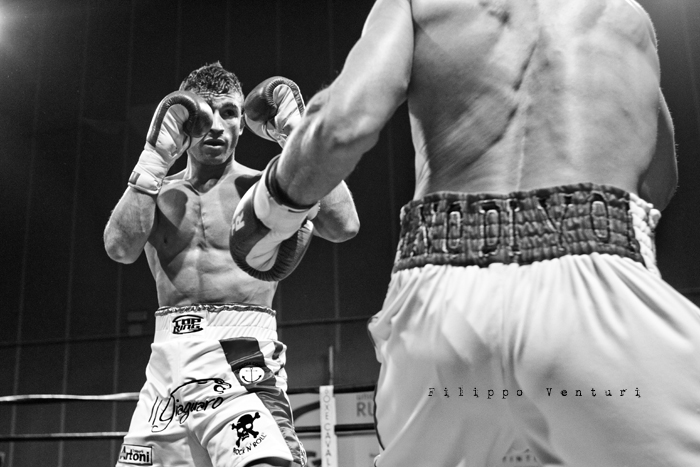 Boxe: Matteo Signani vs Simone Rotolo (foto 14)