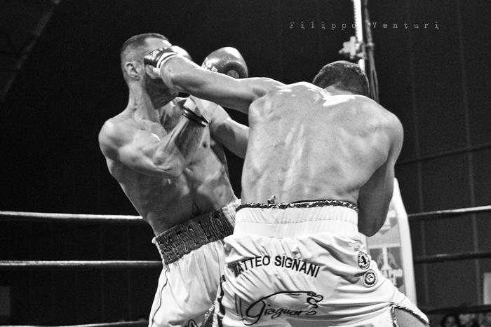 Boxe: Matteo Signani vs Simone Rotolo (foto 15)