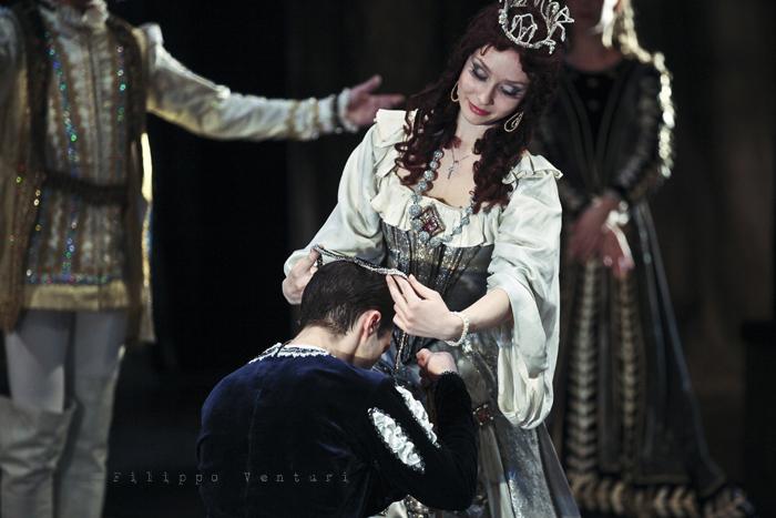 Balletto di Mosca, Il lago dei cigni (Russian Ballet Moscow, Swan Lake, Tchaikovsky), foto 2