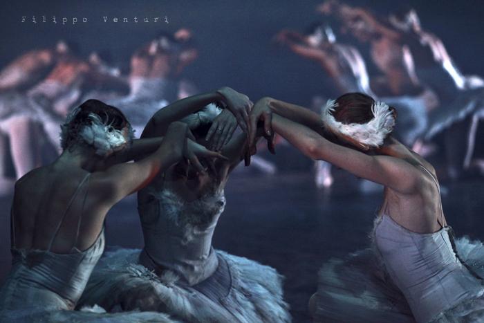Balletto di Mosca, Il lago dei cigni (Russian Ballet Moscow, Swan Lake, Tchaikovsky), foto 19