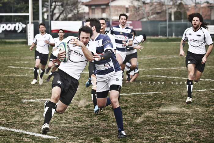 Cesena Rugby VS Modena Rugby, foto 4