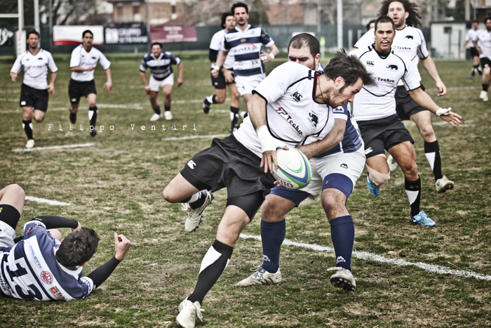 Cesena Rugby VS Modena Rugby, foto 5