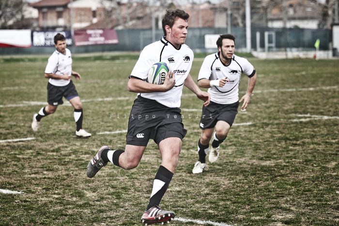Cesena Rugby VS Modena Rugby, foto 6