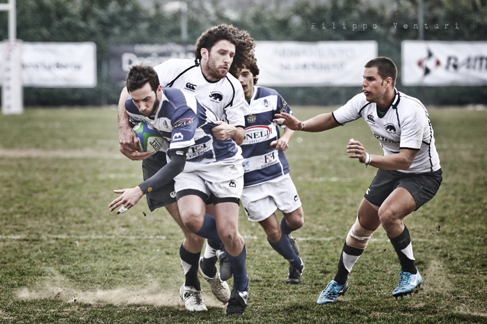 Cesena Rugby VS Modena Rugby, foto 9
