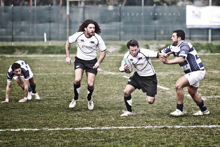 Cesena Rugby VS Modena Rugby, foto 11