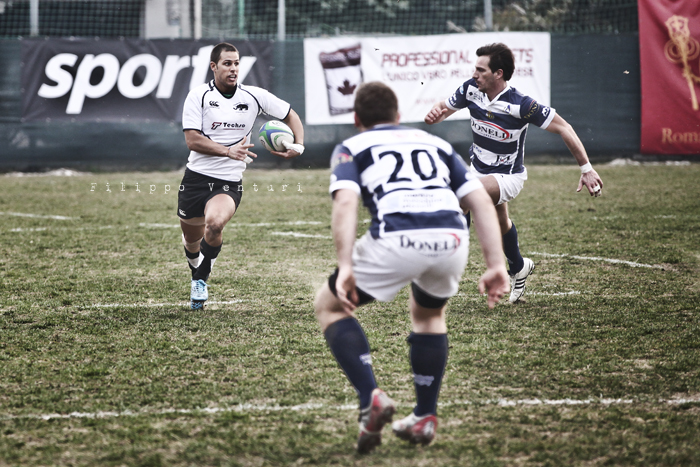 Cesena Rugby VS Modena Rugby, foto 14