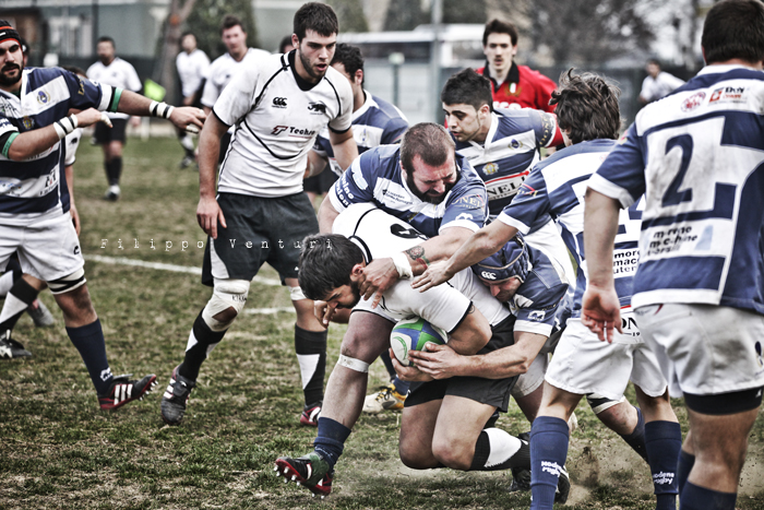 Cesena Rugby VS Modena Rugby, foto 23