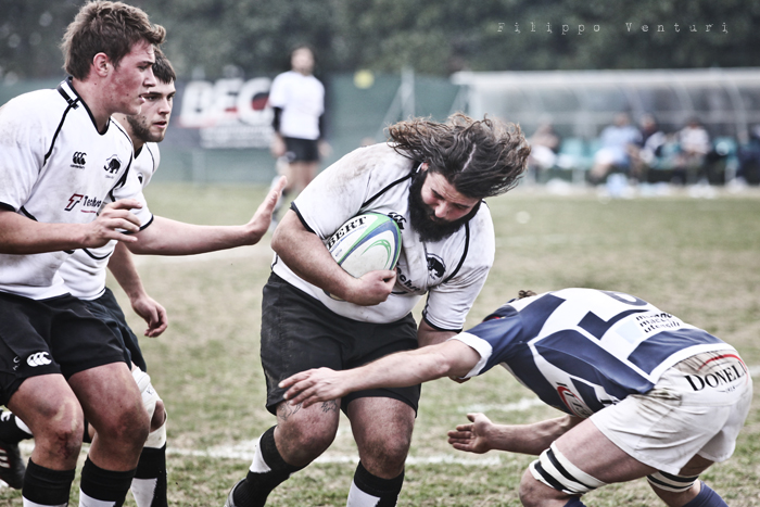 Cesena Rugby VS Modena Rugby, foto 24
