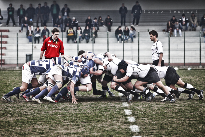 Cesena Rugby VS Modena Rugby, foto 26