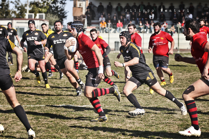 Romagna Rugby VS Avezzano Rugby, foto 4