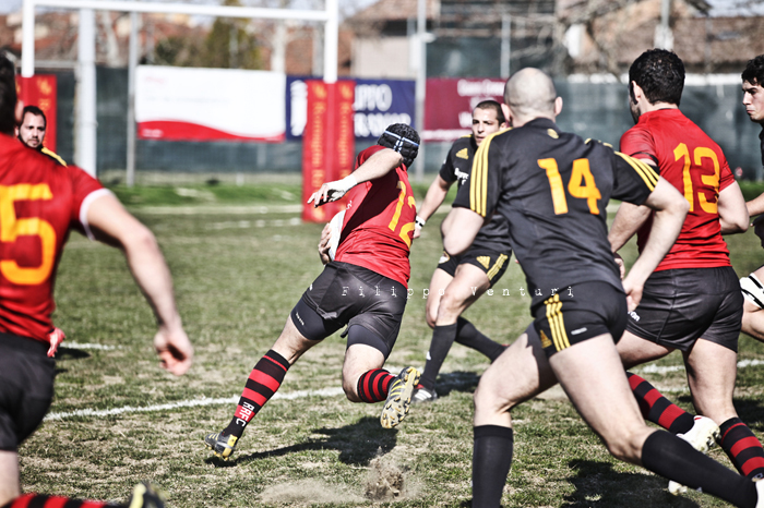 Romagna Rugby VS Avezzano Rugby, foto 5