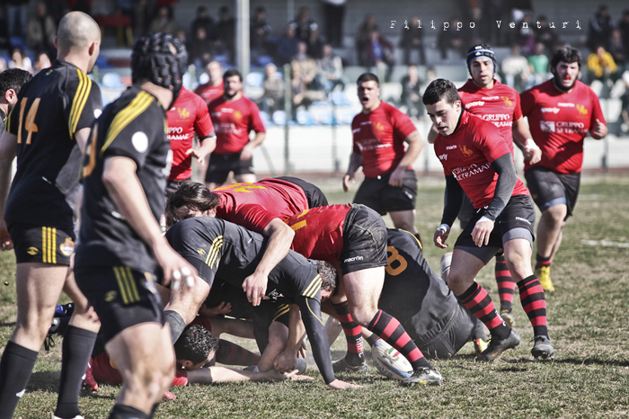 Romagna Rugby VS Avezzano Rugby, foto 6