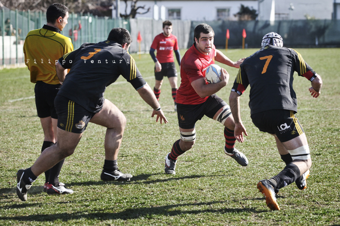 Romagna Rugby VS Avezzano Rugby, foto 11
