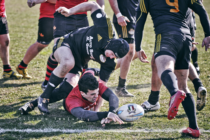 Romagna Rugby VS Avezzano Rugby, foto 12