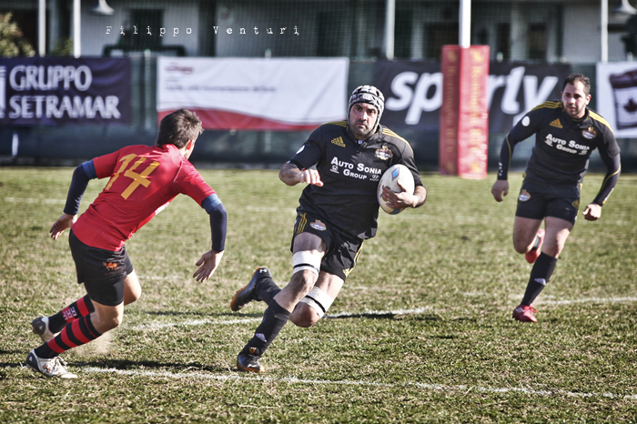 Romagna Rugby VS Avezzano Rugby, foto 24
