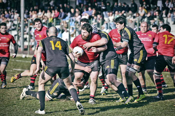 Romagna Rugby VS Avezzano Rugby, foto 29