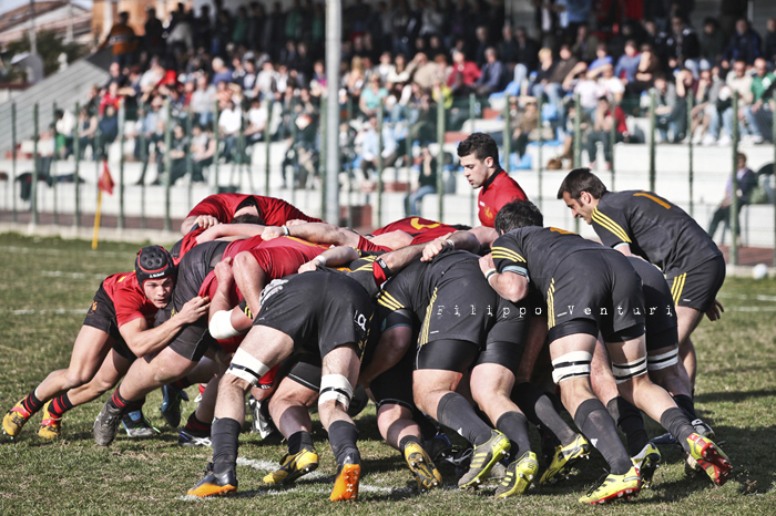 Romagna Rugby VS Avezzano Rugby, foto 30