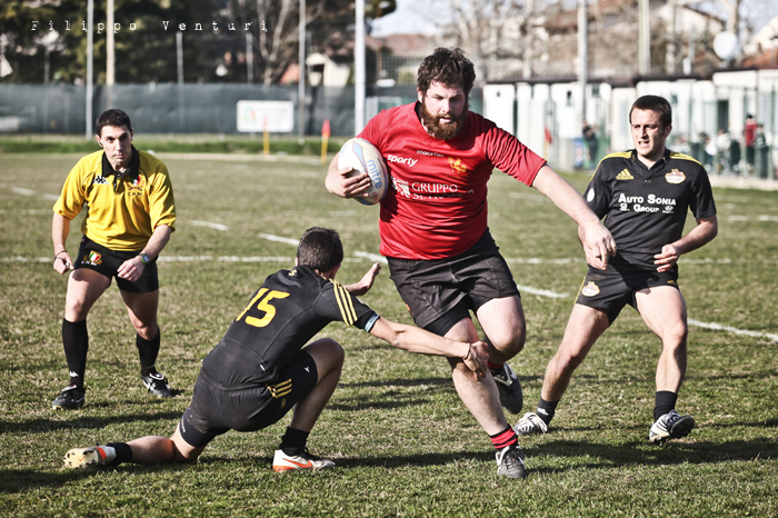 Romagna Rugby VS Avezzano Rugby, foto 32