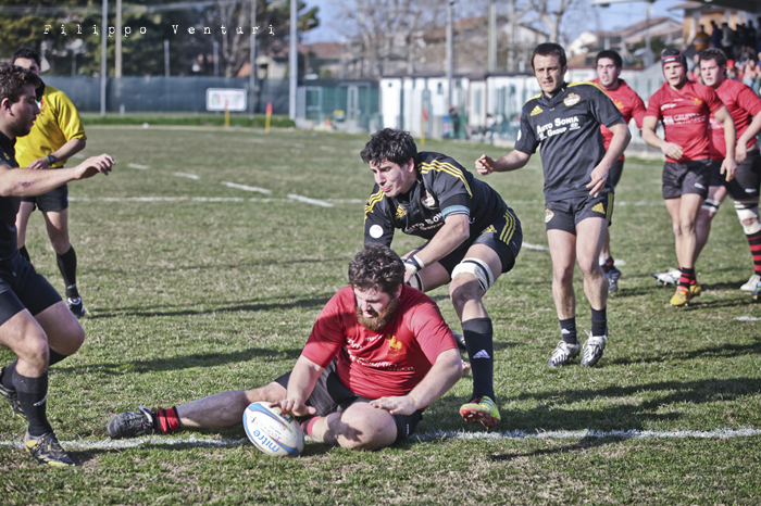 Romagna Rugby VS Avezzano Rugby, foto 33