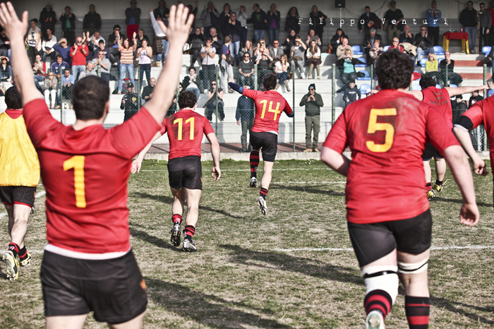 Romagna Rugby VS Avezzano Rugby, foto 36