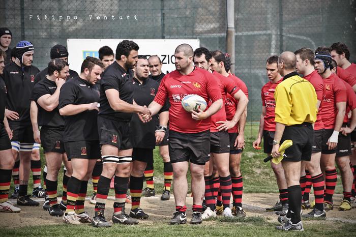 Romagna Rugby VS Gladiatori Sanniti, foto 1