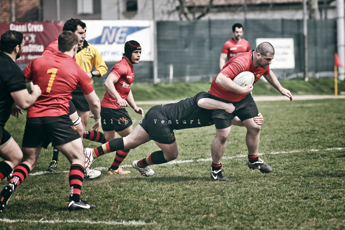 Romagna Rugby VS Gladiatori Sanniti, foto 2
