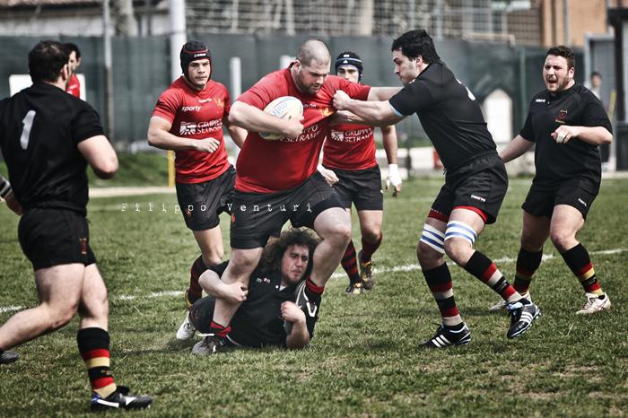 Romagna Rugby VS Gladiatori Sanniti, foto 3