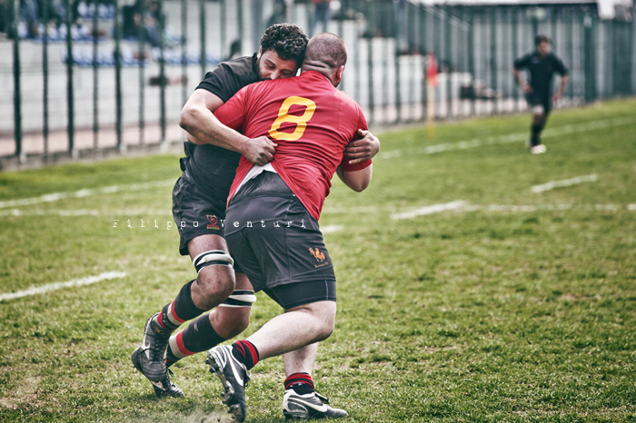 Romagna Rugby VS Gladiatori Sanniti, foto 4