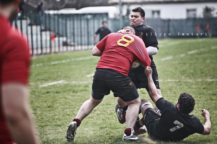 Romagna Rugby VS Gladiatori Sanniti, foto 5