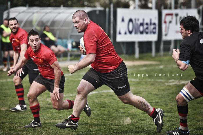 Romagna Rugby VS Gladiatori Sanniti, foto 8