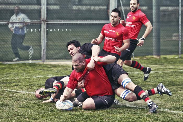 Romagna Rugby VS Gladiatori Sanniti, foto 9