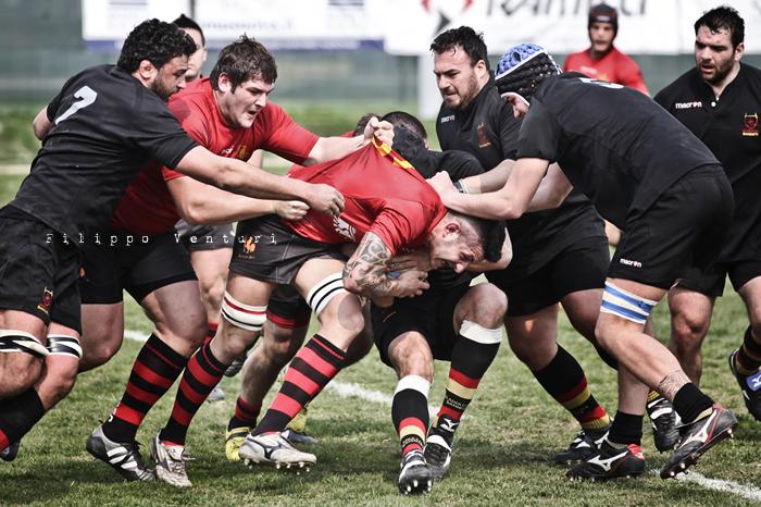 Romagna Rugby VS Gladiatori Sanniti, foto 11