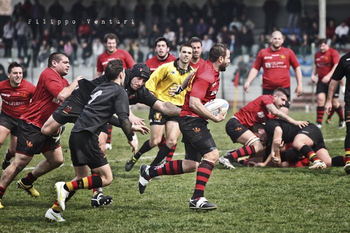 Romagna Rugby VS Gladiatori Sanniti, foto 12